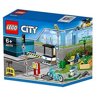 Lego 40170 Cuty: Building My City Accessory Set