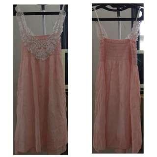Dress Rajut sedengkul murah