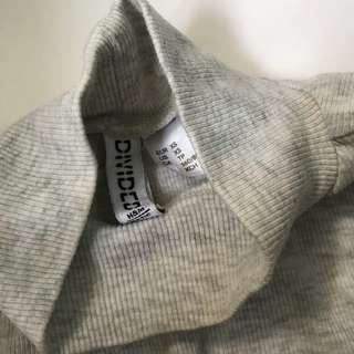 H&M Grey Halter