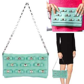 BNWOT AUTHENTIC KATE SPADE KATE NEW YORK BOW TERRACE FELISHA SHOULDER BAG ( USUAL PRICE: USD398)