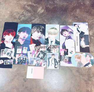 [HELPING] KPOP Official and Fansite Merchandises