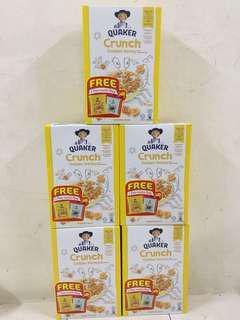 Quaker Crunch Golden Honey