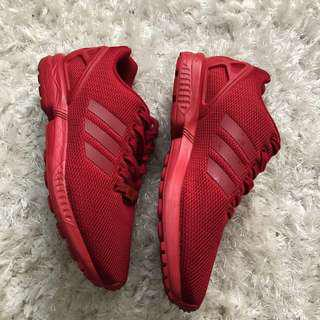 Red Adidas Sneakers size
