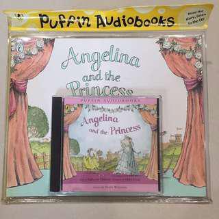 Angelina and the Princess & CD