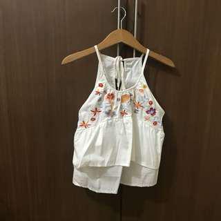 Zara inspired top