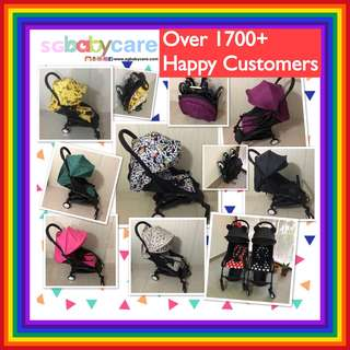 FREE DELIVERY Compact Stroller