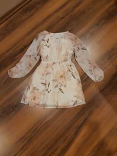 Dress unik anak