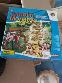 🚚 猴子桌遊