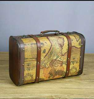 🚚 Decorative Suitcase / Luggage