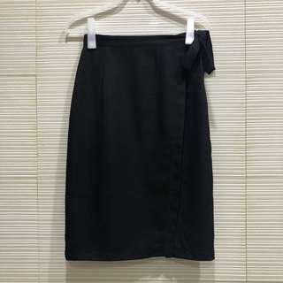 Weave Wrap Skirt