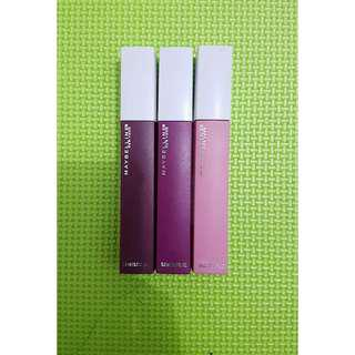 MAYBELLINE SUPERSTAY MATE IN