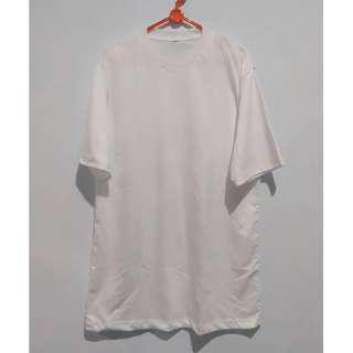 (+Bonus) (New) White T-Shirt Polos