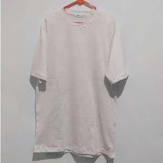(+ Bonus) (New) White T-Shirt Motif