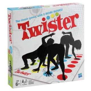 Hasbro 98831 TWISTER GAME