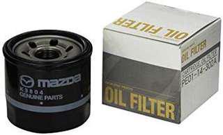 Genuine Mazda (PE01-14-302A) Engine Oil Filter Cartridge