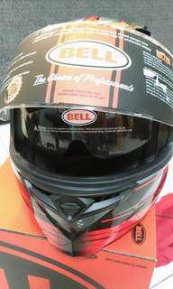 Bell Helmet NEW FULL FACE FLIP UP