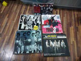 TVXQ Album