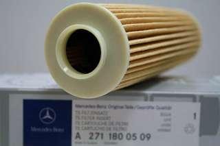 Mercedes-Benz 271 180 05 09, Engine Oil Filter