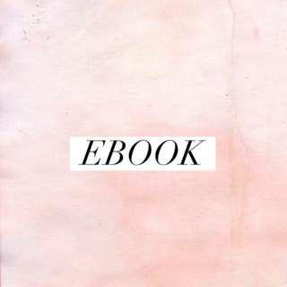[eBook] Romance, Horror, Fictions or Non-Fiction Books & Magazines
