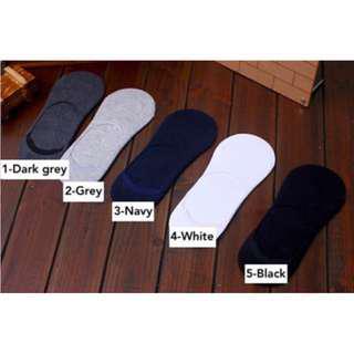 🚚 Socks - Basic Invisible Socks M3