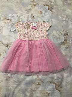 Dress Pink Tulle