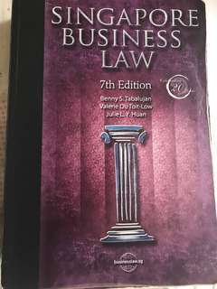 AB1301 Business Law NBS GRP A