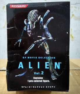 異形 2集盒旦 全套8隻 Alien SF Movie Selection