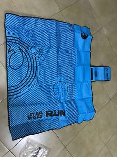Limited edition StarWarsRun2018 picnic mat!