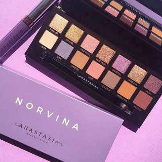 READY STOCK ABH Norvina Palette