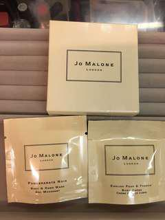 Jo Malone body lotion set