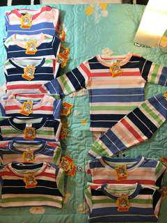 $5 per top & $5 per bottom - Set clothes for Boy & Girls 1-3,4 years old
