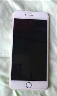Iphone6plus 128g金色