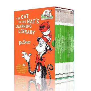 Dr Seuss- The Cat In The Hat's Learning Library