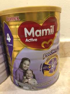 Mamil gold step 4 (Active) new packaging, Precinutri