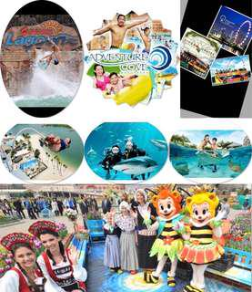 Holidays attractions eticket