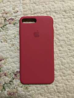Iphone 8 plus original silicone case