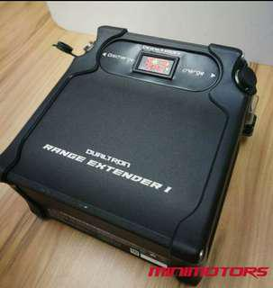 Dualtron Range Extender 60v 12ah battery pack