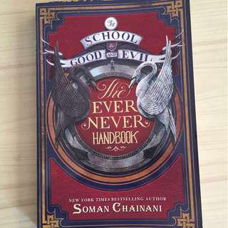The School of Good and Evil THE NEVER EVER HANDBOOK