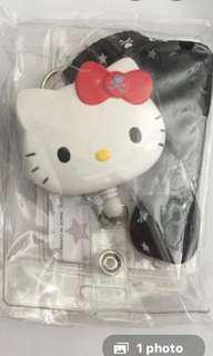 Hello Kitty tokidoki lanyard with card holder