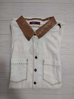 Ako White Shirt Kemeja Putih