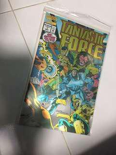 Marvel comics : Fantastic Force #1
