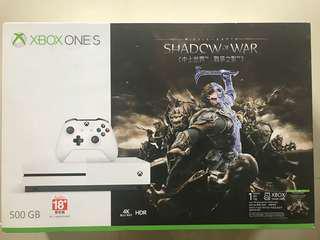 Xbox one S 500GB BNIB!