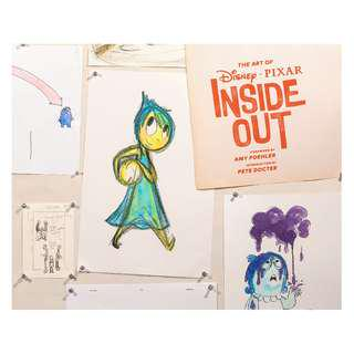 🚚 The Art of Inside Out [PO]