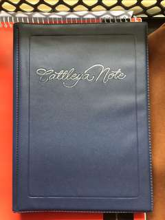 Cattleya Notebook Stationery Carousell Philippines