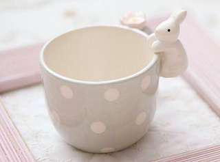 Ceramic Bunny Mug
