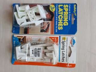#Blessing: BN Safety Spring Latches
