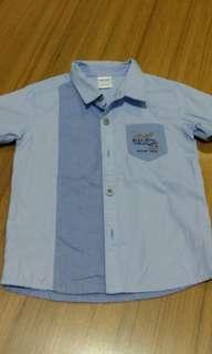 Boy's Shirt baby kiko L