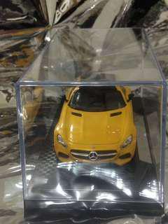 🚚 ( 模型車 )Mercedes-Benz 模型車 1:43 賓士鋅合金模型車