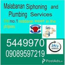 malabanan siphoning and declogging