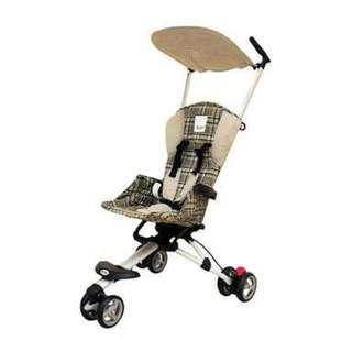 STROLLER New Isport Cocolatte limited edition